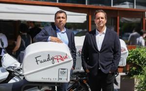 Gurme yemek siparişi uygulaması fuudy'ye 1.1 milyon tl yatırım
