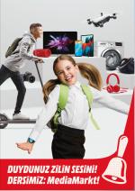MediaMarkt'ta okula dönüş kampanyaları devam ediyor