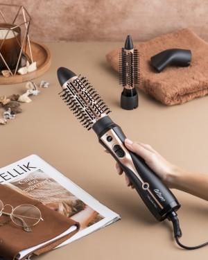 Arzum Volume Pro ile saçınızın doğallığını koruyun
