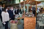 01 Burda AVM'de Yöresel Ürünler Pazarı açıldı