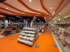 ebebek, yeni mağazasını Kastamonu Kastamall AVM'de açtı