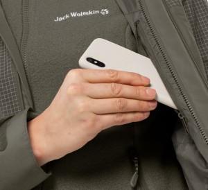 Jack Wolfskin'den sürdürülebilir kumaşlı ve şık ceketler