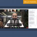 Bella Maison CEO'su Muhammed Tan öğrencilere ilham verdi