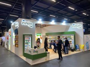 Pınar, yeni fonksiyonel ürünleriyle Anuga 2021'e damga vurdu