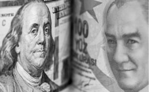 Dolar/TL büyükelçi krizindeki yumuşamayla geri çekildi