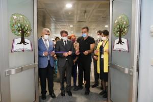 Pozitera, 15. yıldönümünde hastane sınıfı açtı