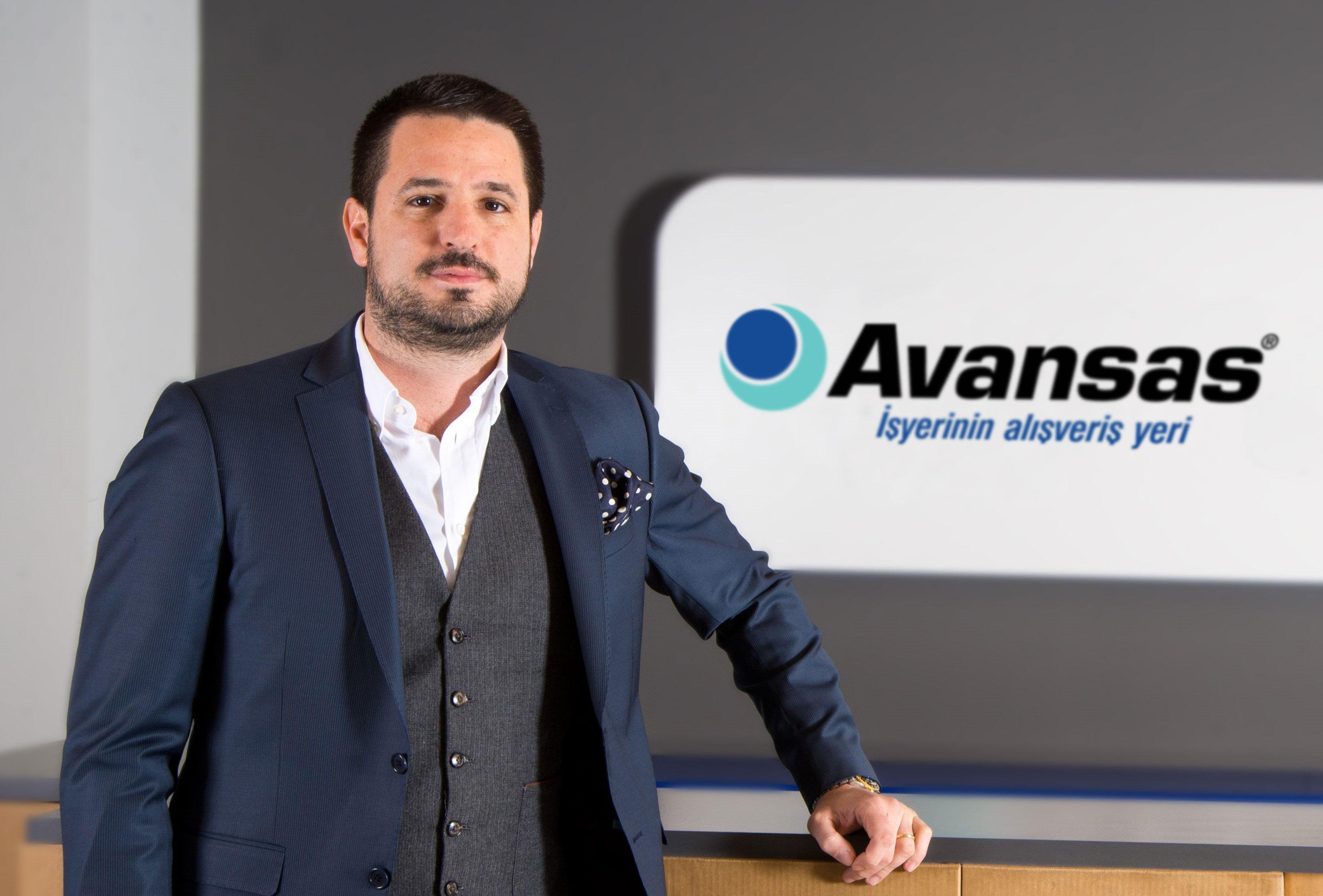 """Avansas """"yalnızca işyerinin değil, artık evinizin de alışveriş yeri"""" oluyor"""