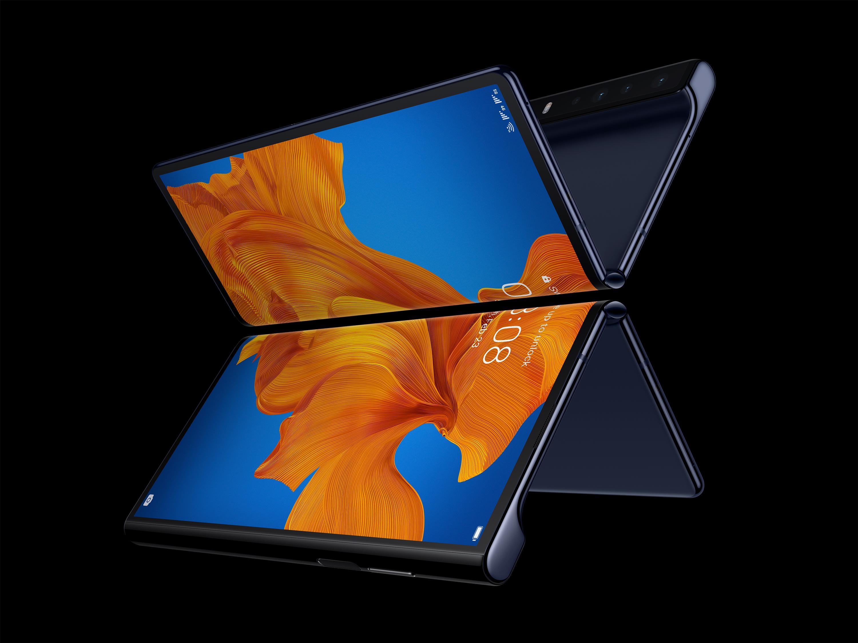 HUAWEI'nin katlanabilir telefonu Mate Xs 8 Nisan'da satışa sunulacak