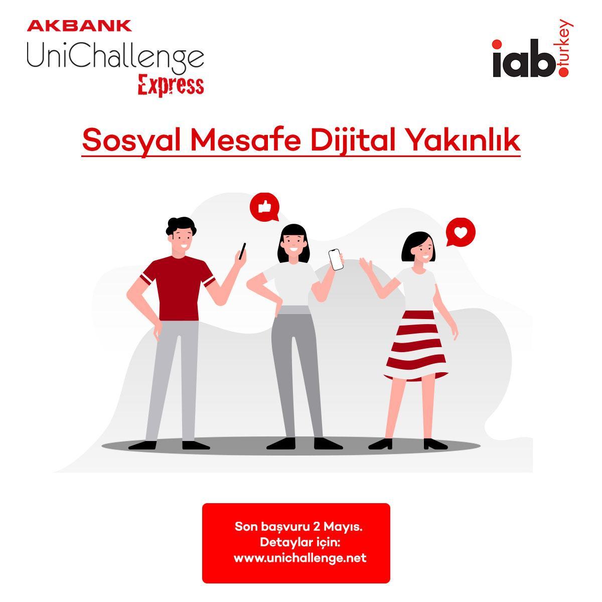 Akbank, gençleri dijital dünyada yeni kariyer olanaklarıyla tanıştırıyor