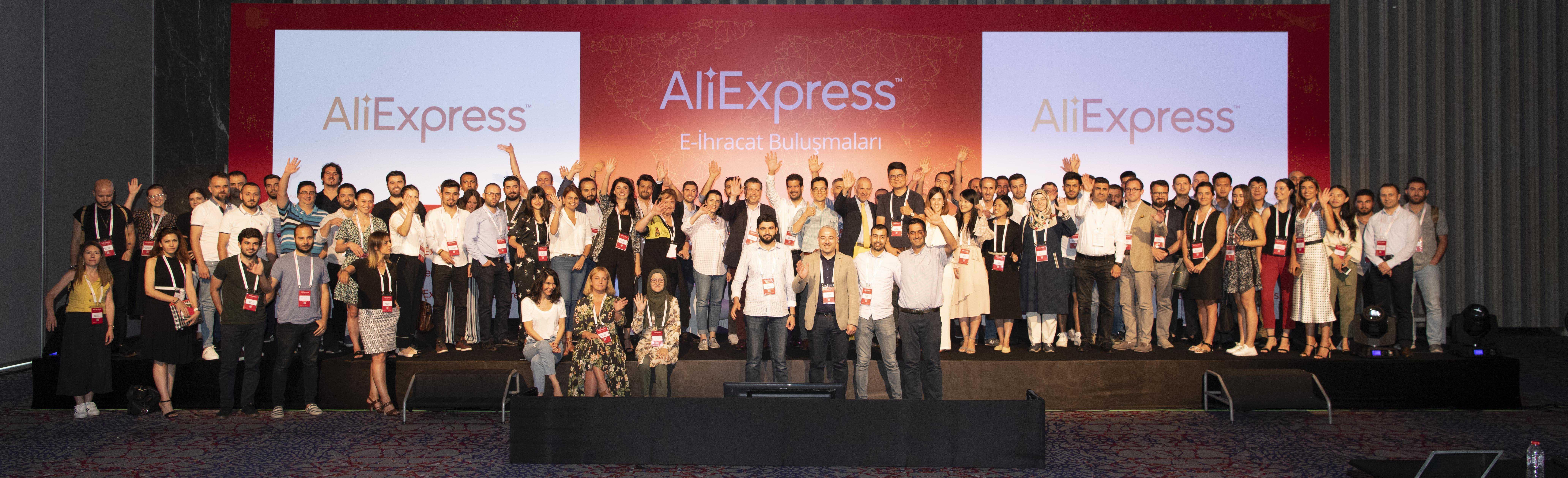 AliExpress yerel satıcı ve işletmeler için vereceği destek paketini açıkladı