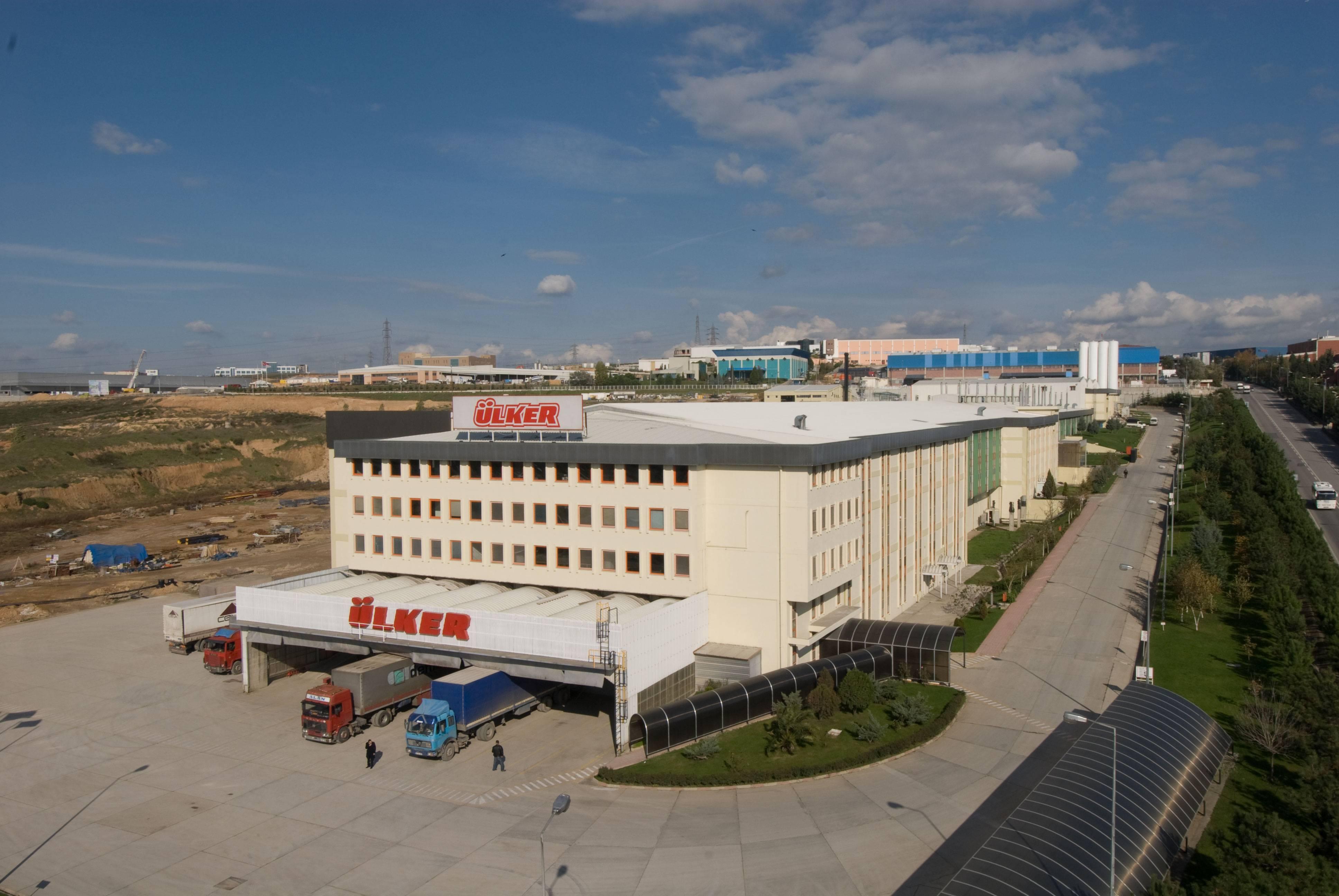 Uluslararası bankalarladan Ülker Bisküvi'ye 455 milyon dolarlık kredi