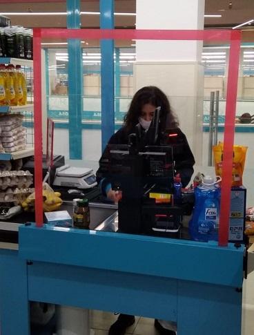 A101 marketlerinde koruyucu önlemler arttırılıyor