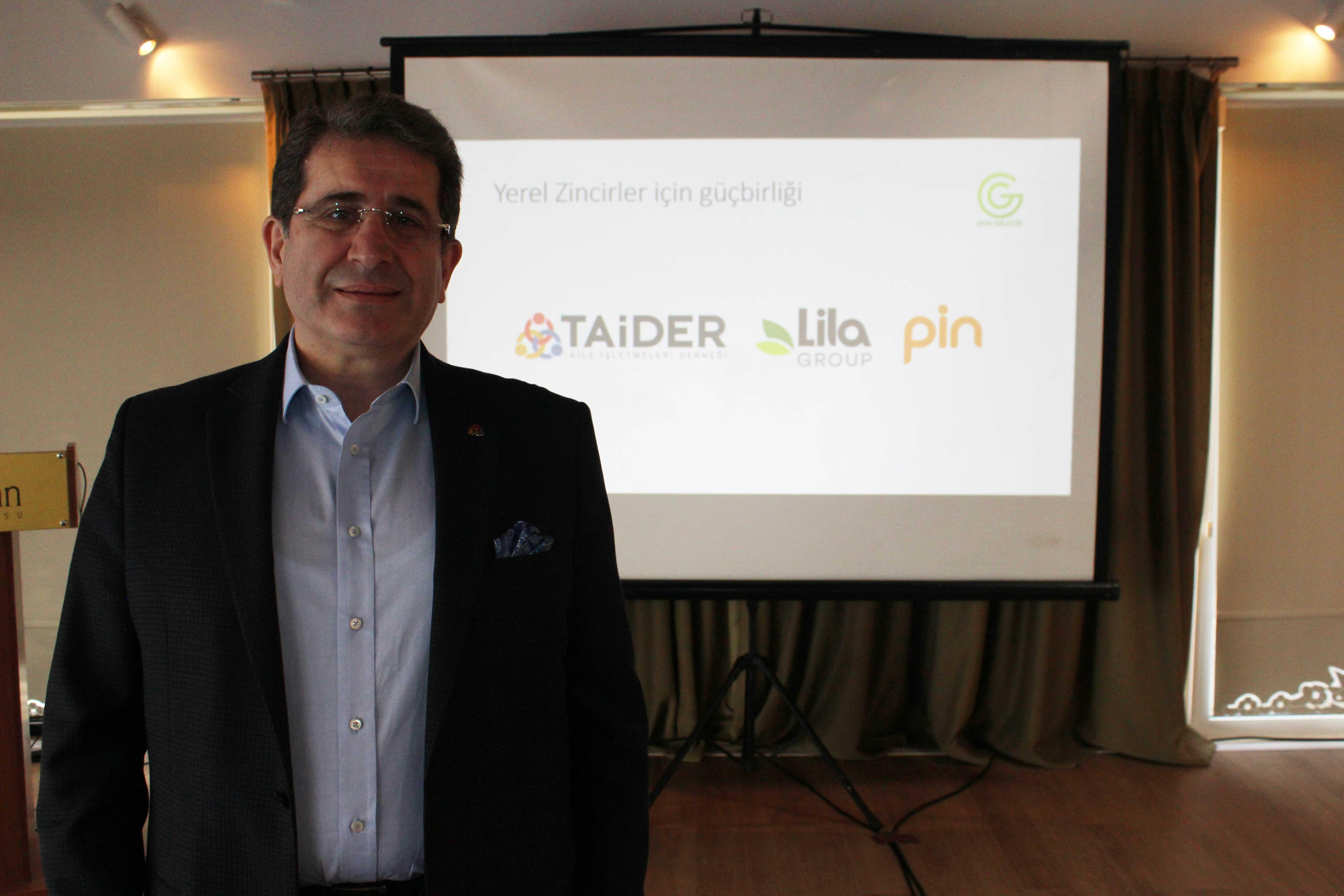 'Gün Gelecek Platformu' Arzum Yönetim Kurulu Başkanı Murat Kolbaşı'nı ağırladı