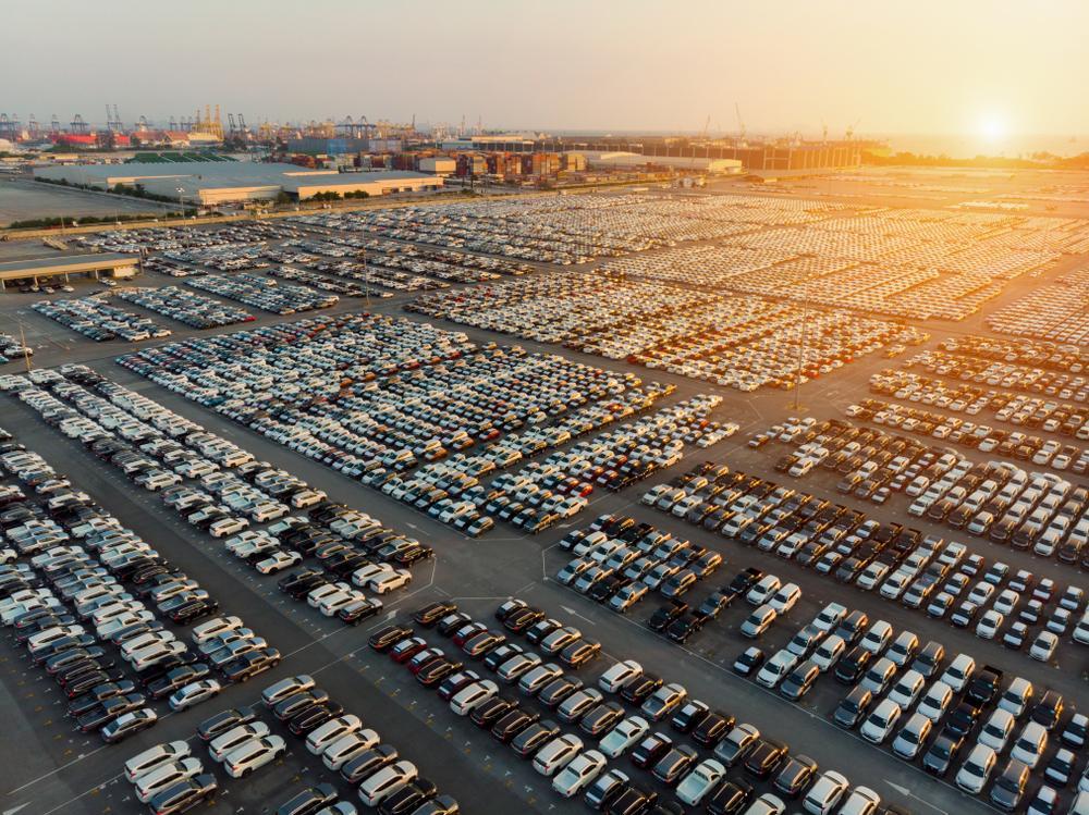 Binek otomobil ihracatı artışta