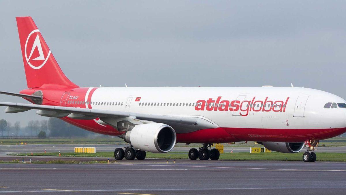 Atlas Global Havayolları iflas başvurusunda bulundu