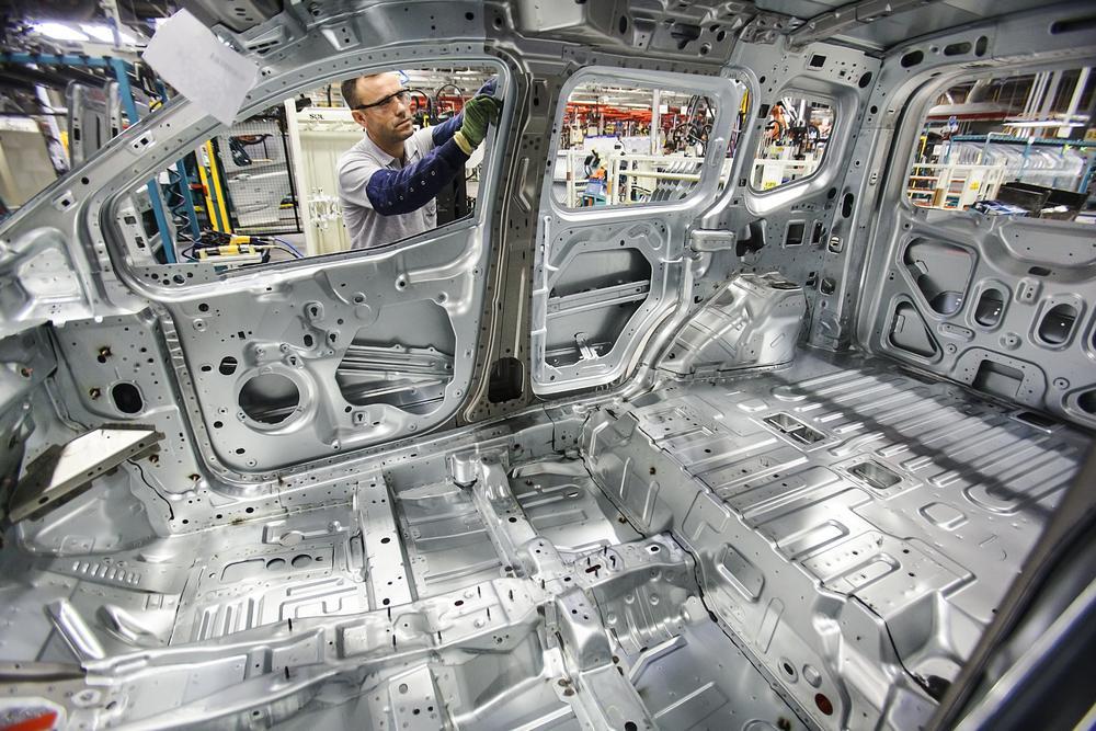 Sanayi üretimi %8.6 arttı