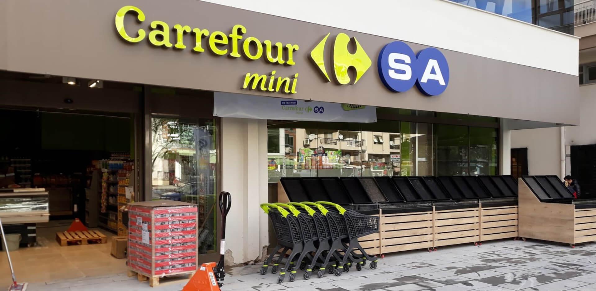 CarrefourSA 2019'da 6,4 milyar TL ciro ile yüzde 23 büyüdü