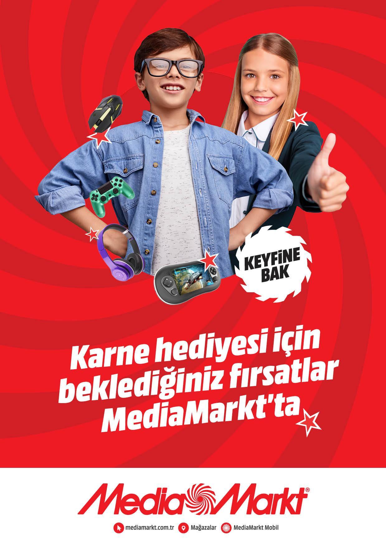 MediaMarkt'ta tatil kampanyası devam ediyor