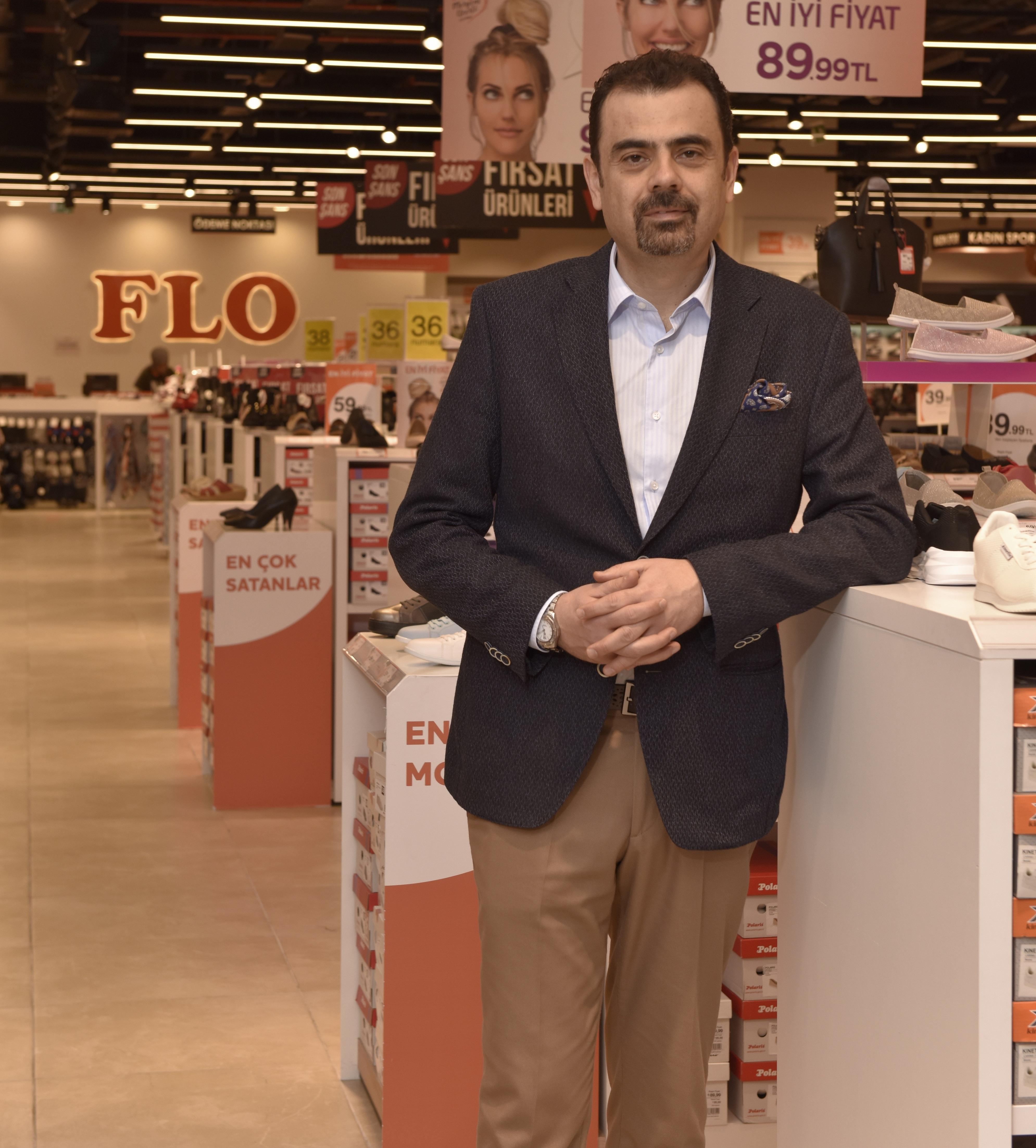 FLO'dan Fas'a 7'nci mağaza