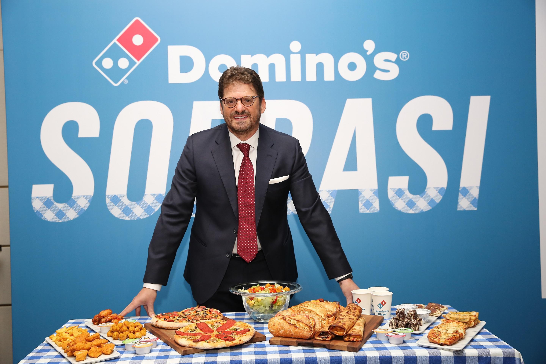 Domino's Türkiye fast-food pazarında liderliği hedefliyor