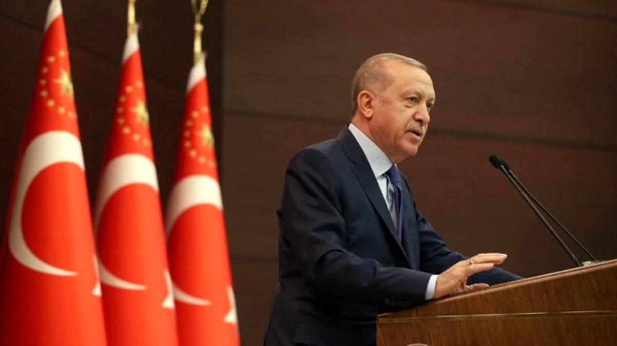 Erdoğan, Corona virüsü salgınına ilişkin ekonomik kararları açıkladı