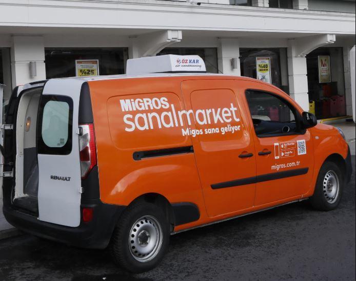 """Migros """"Sanal Market"""" için 2 haftada 1000 yeni işe alım yapacak"""