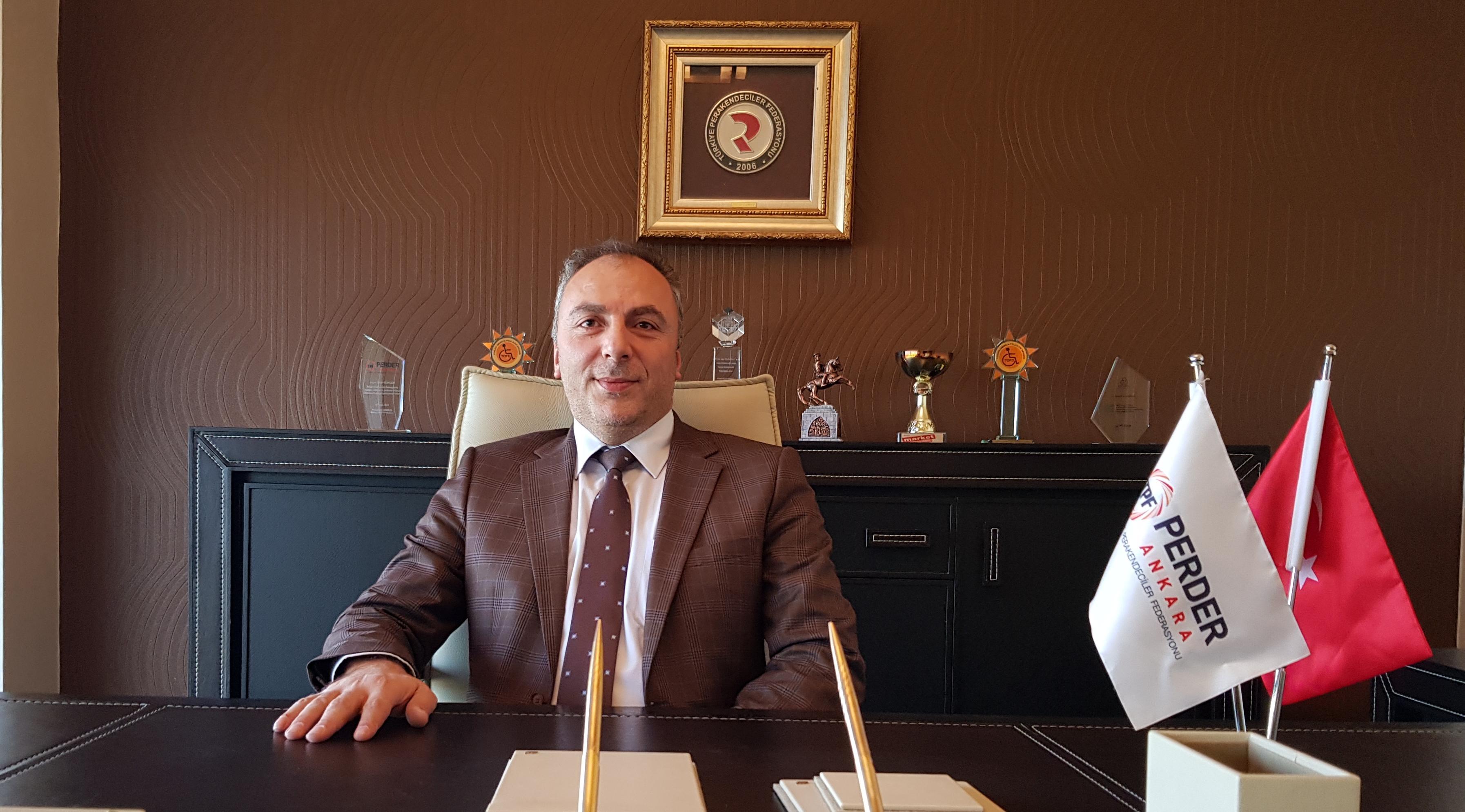 Ankara PERDER, 65 yaş üstü vatandaşlara evlere servis hizmeti