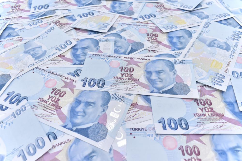 Bütçe şubatta 7,3 milyar lira açık verdi