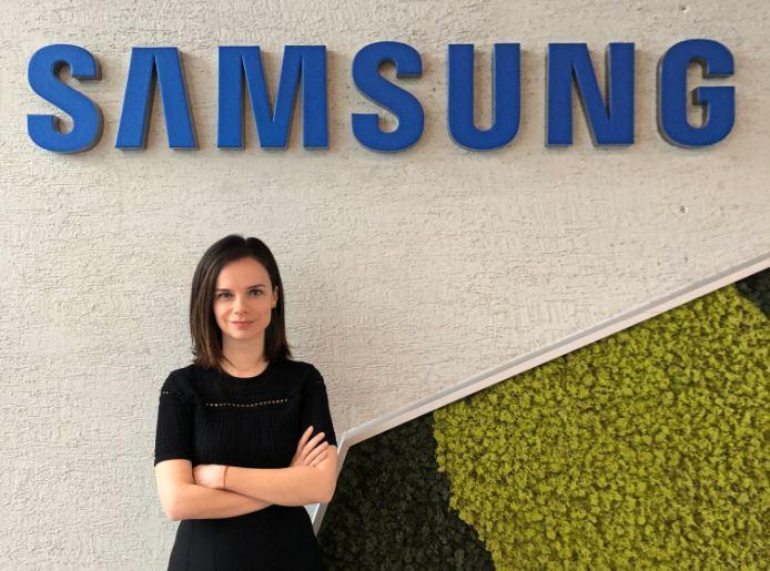 Samsung Electronics Türkiye'de önemli atama