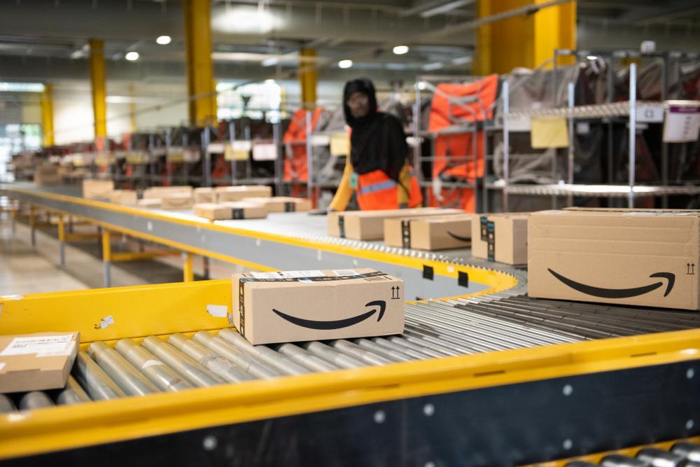 Amazon Covid-19 nedeniyle 100 bin yeni eleman alıyor