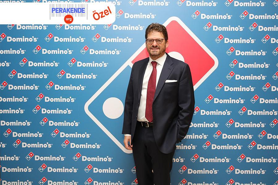 Domino's'un dijital cirosu, 2019 yılında bir önceki yıla oranla yüzde 33.5 arttı