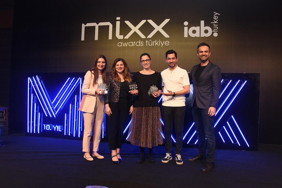 Buderus Mixx Awards'ta Altın Ödülün sahibi oldu