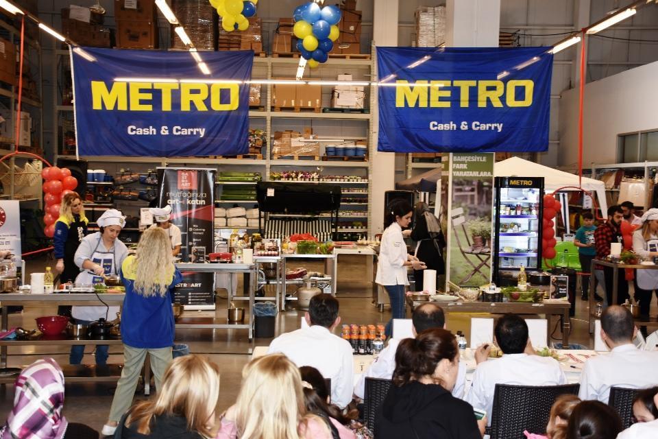 Metro Samsun Mağazası 8 Mart'ta Samsunlu kadınları buluşturdu