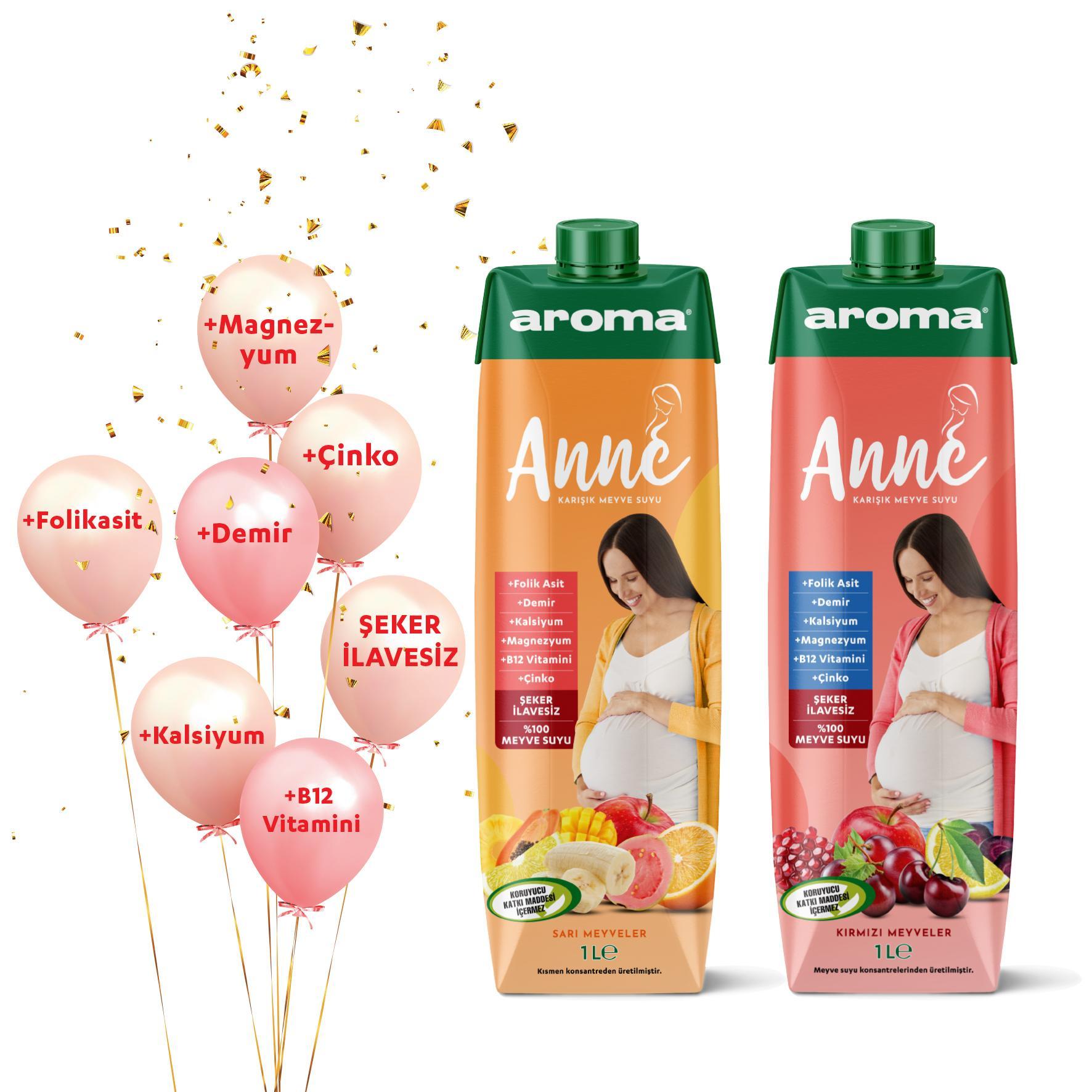 Aroma'dan anneler günü hediyesi: Aroma Anne