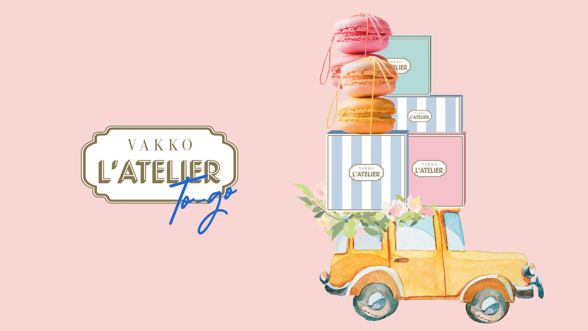 Vakko L'Atelier'in eşsiz lezzetleri şimdi evlere geliyor