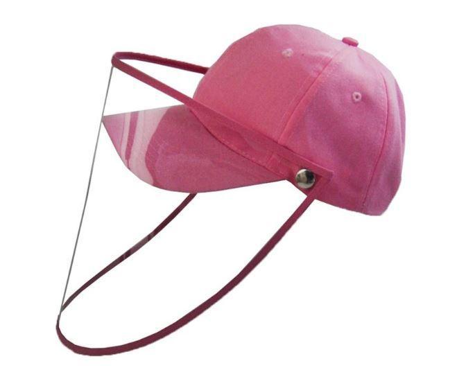 COVID-19'dan ve güneşten koruyan Siperlikli Şapkalar