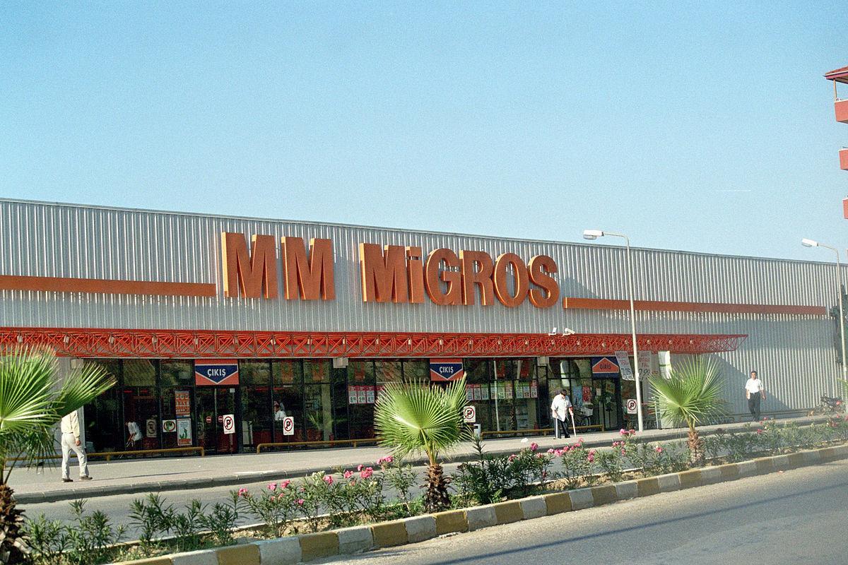 Salgında market alışverişi arttı: Migros'un ilk çeyrekteki satışı yüzde 31 yükseldi