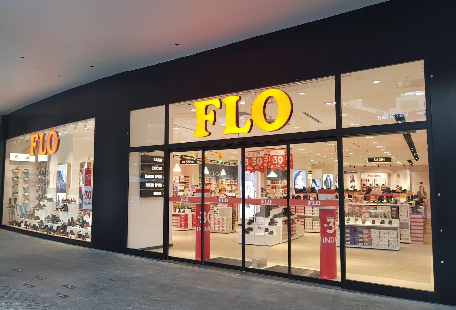 FLO mağazalarını yeniden açıyor